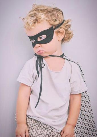 Zorro pas content